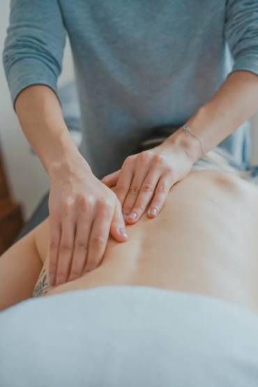 Le massage bien être ou massage et bien être